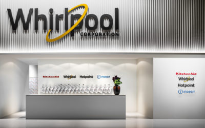 Whirlpool Corporation at EuroCucina 2018: Four exceptional brands, one vision of excellence