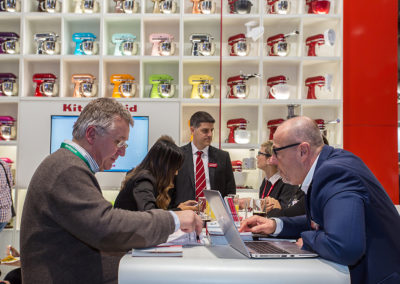 KitchenAid at Ambiente 2018 in Frankfurt