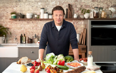 Hotpoint launches 'Fresh Thinking for Forgotten Food' campaign with Jamie Oliver