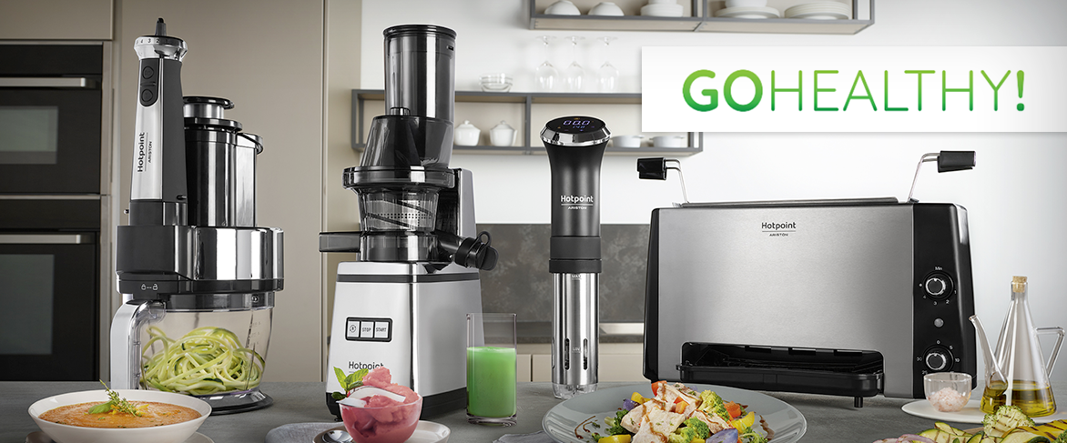 Hotpoint GoHealthy!