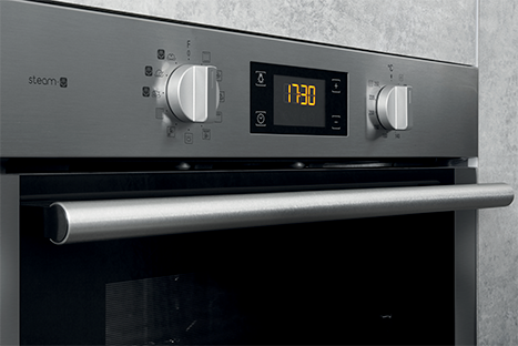 Hotpoint Steam Oven - Gentle Steam