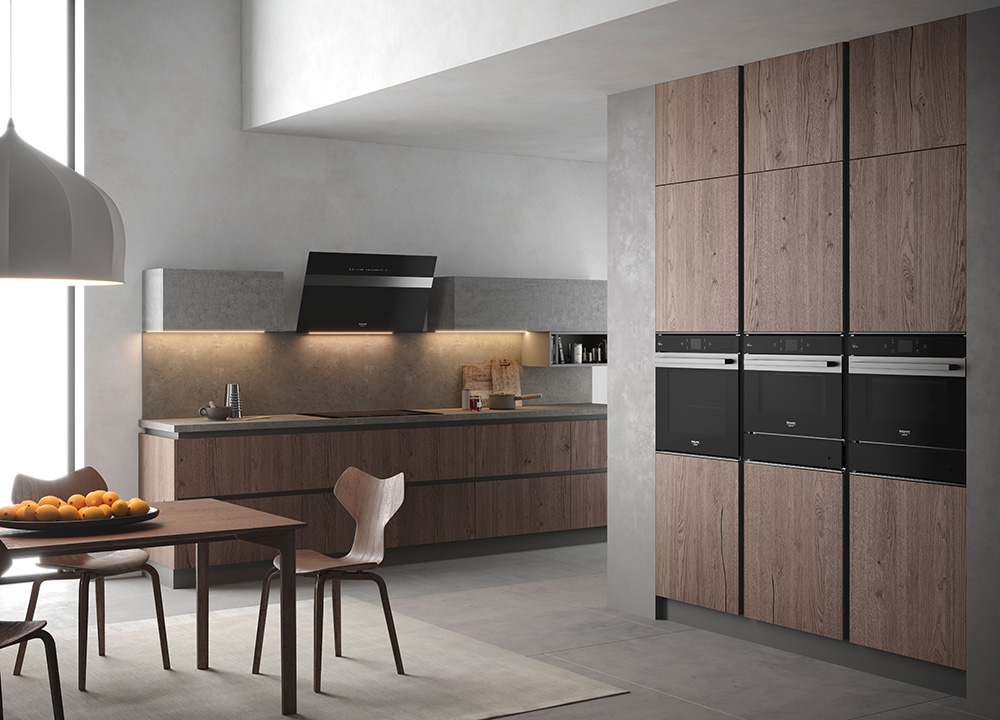 Hotpoint 2019 Built-In Collection at Eurocucina 2018