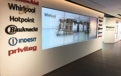 New Whirlpool flagship showroom takes visitors on a high tech journey of discovery