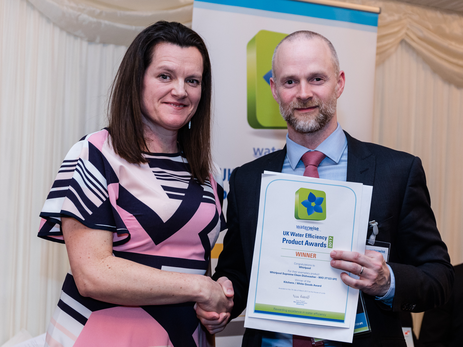 Mark Ridealgh - WaterWise Awards