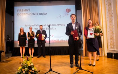 Whirlpool Slovakia wins the National CSR Award