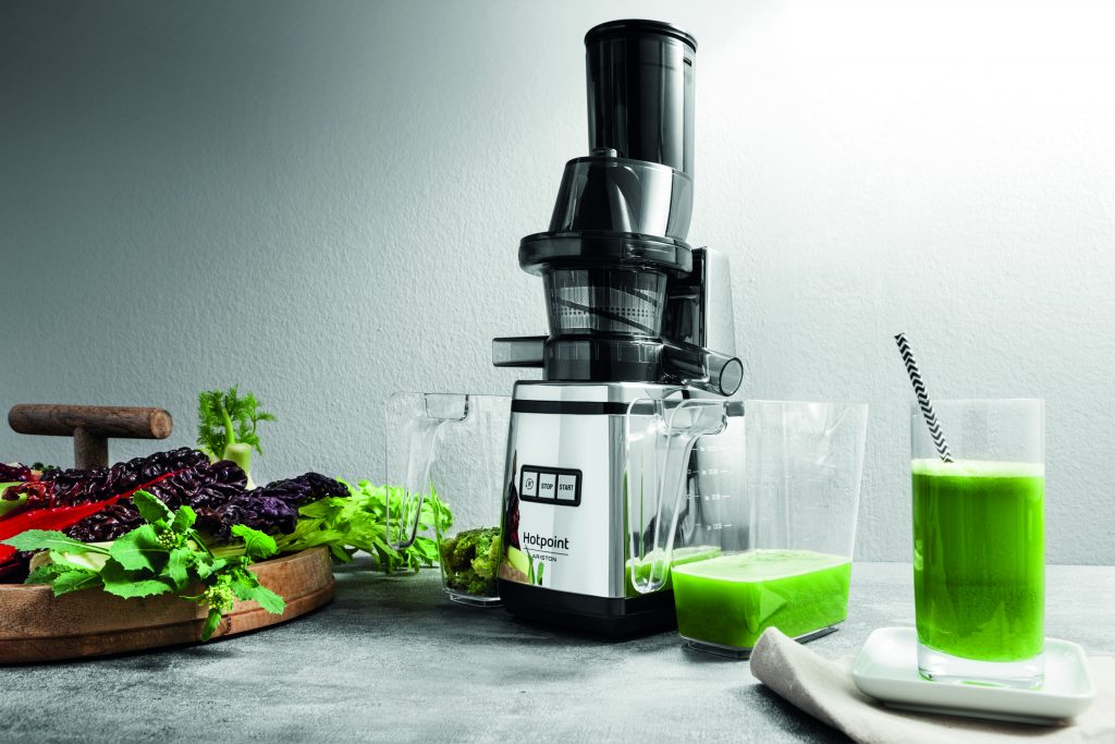 Hotpoint - Slow Juicer