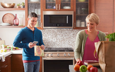 No-Stress Meal Prep with the Whirlpool® Smart Front Control Range