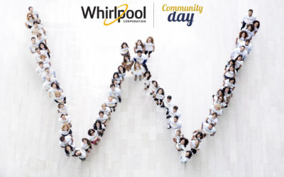 Whirlpool EMEA: Volunteers for one day
