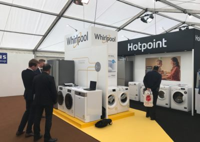 Whirlpool UK at the Sirius Show