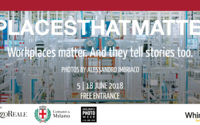 #PlacesthatMatter at Milano Photo Week