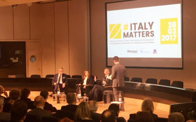 #ItalyMatters: Whirlpool believes in Italy