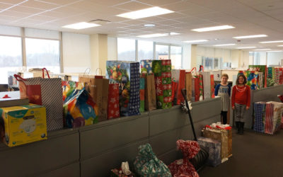 Whirlpool Corporation's Global Finance team fills Christmas wishes