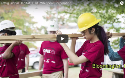 Whirlpool Corporation Celebrates the Conclusion of Its First-Ever Global Habitat Build Project