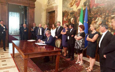 Whirlpool's Industrial Plan Signed at Palazzo Chigi in the Presence of the Prime Minister