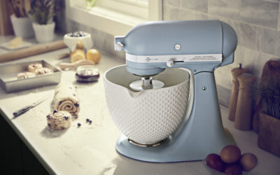 KitchenAid® Honors 100 Years Of Making With Limited Edition Products
