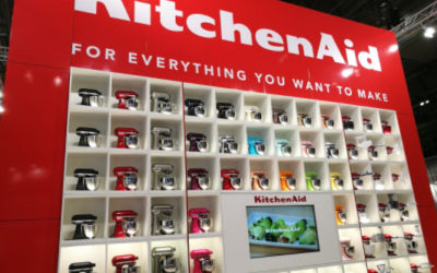 KitchenAid attends International Consumer Goods Fair, Ambiente, in Germany