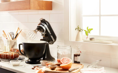 KitchenAid Brings Innovation and Creativity to Its Iconic Stand Mixer With New Attachments and Accessories