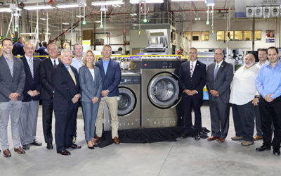 Maytag® Commercial Laundry Offers a  Behind-the-Scenes Look at the New Multi-Load Washer