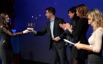 Whirlpool Italy wins the first edition of the Internet Of Things Awards