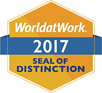 Whirlpool Corporation Receives WorldatWork 2017 Seal of Distinction