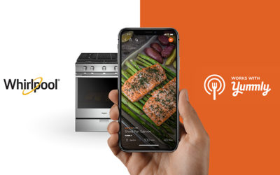 Yummly 2.0 Will Integrate Curated Cooking Experiences into Whirlpool® Kitchen Appliances