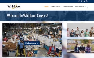 Whirlpool Corp Launches New Global Careers Site