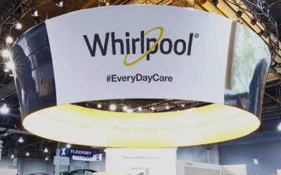 Whirlpool Brand Introduces Kitchen and Laundry Innovation  Inspired by Care at CES® 2017