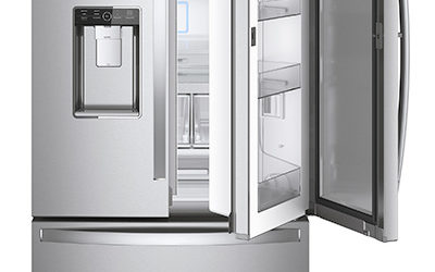 A Fit for Every Family: Whirlpool® Debuts Award-Winning French Door-within-Door Refrigerator