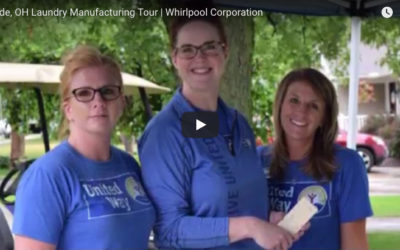 See how 3,000 Whirlpool Corporation Employees Impact Their Community