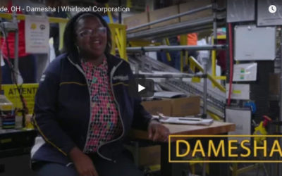 My Whirlpool Clyde Story: Damesha