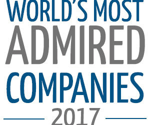 Whirlpool Corporation Named One of the World's Most Admired Companies