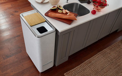 WLabs of Whirlpool Corporation Turns Food Scraps into Fertilizer with New Zera™ Food Recycler