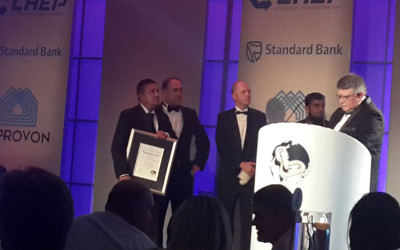 Whirlpool South Africa Receives the LAA Enviro Award