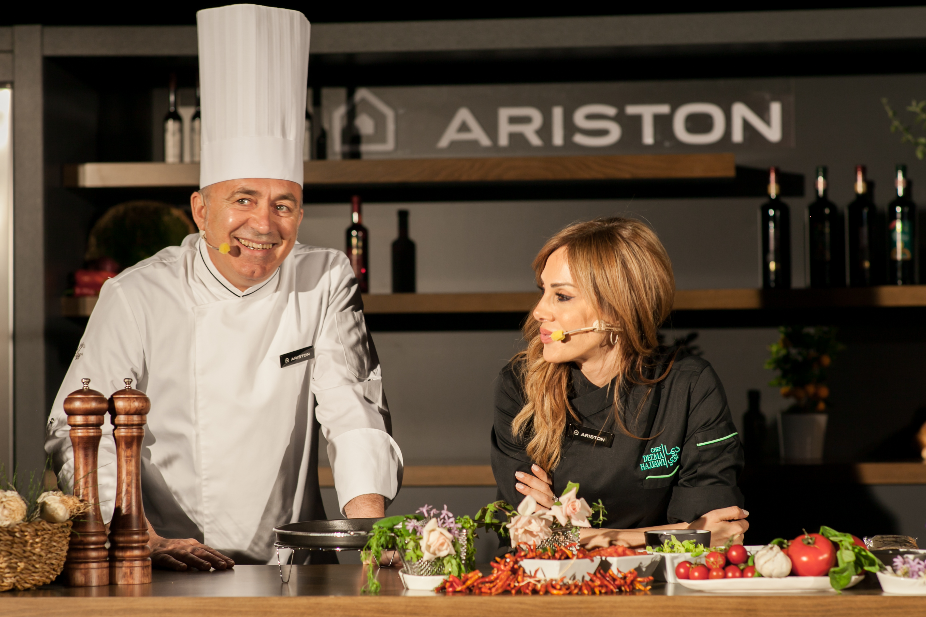 Whirlpool Corporation unveils new kitchen concept for its Ariston brand