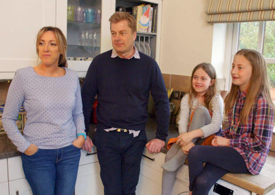 "#DoItTogether: Indesit brand launches the web series ""The Big Family Switch Up"" 1"