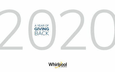 2020: A Year of Giving Back to Our Communities