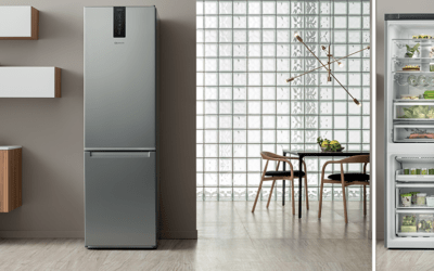 Bauknecht's New 'Total No Frost' Fridge Freezer Offers Extended Freshness for Your Food for Up to 15 Days