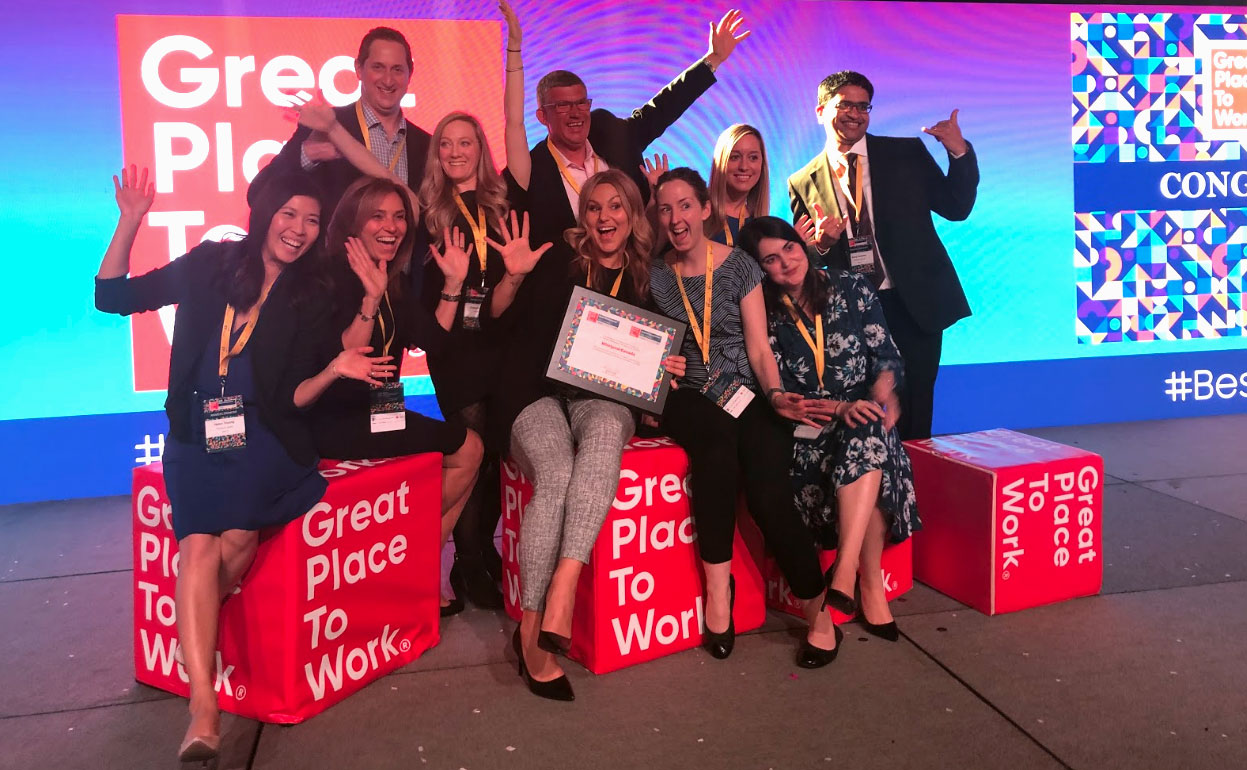 Whirlpool Canada awarded Best Places to Work in Canada