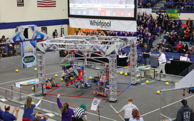 Robots Return to Southwest Michigan, Engaging Students in STEM
