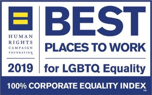 HRC Best Places to Work Award - 2019