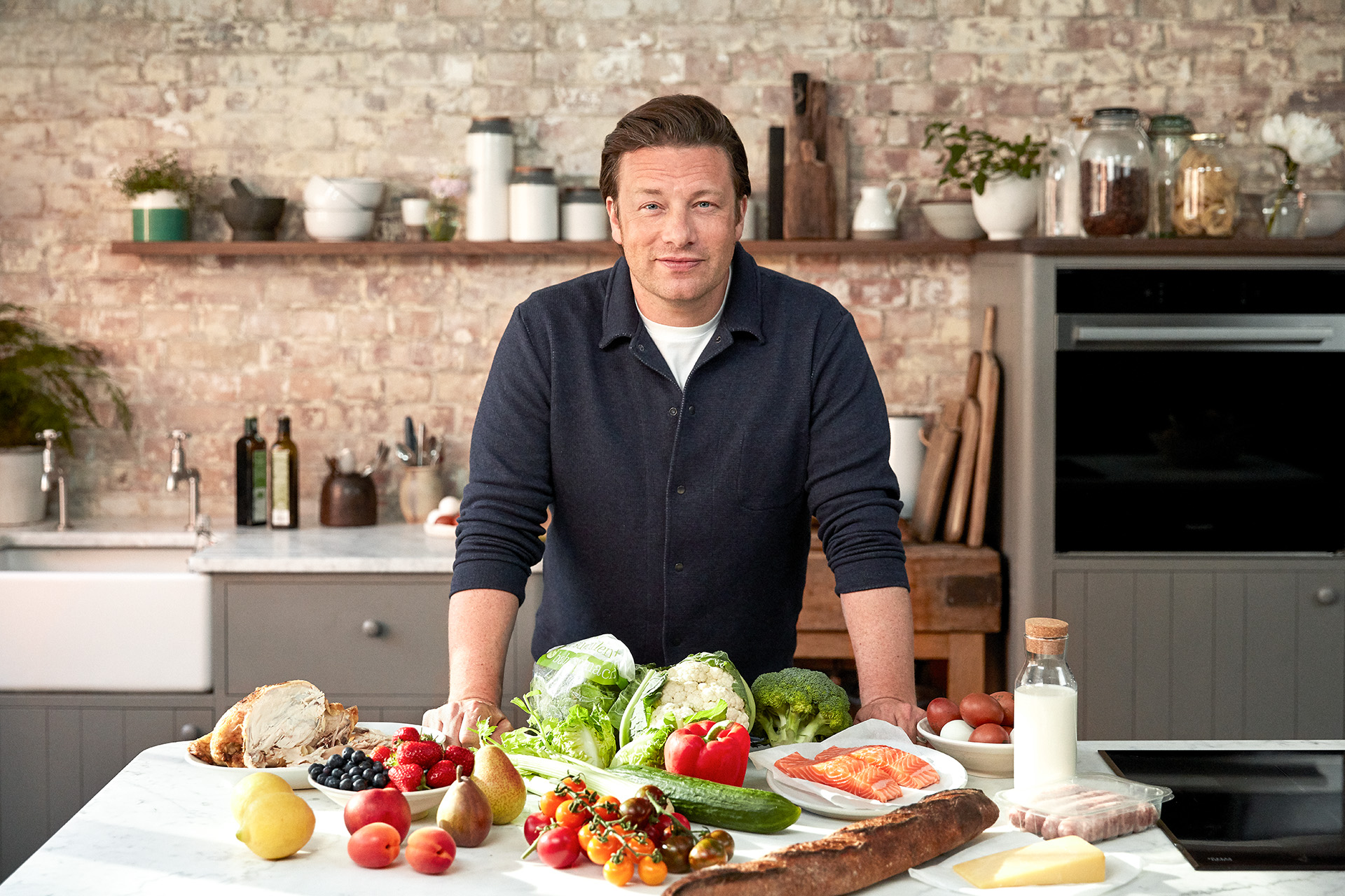 Hotpoint Jamie Oliver Fresh Thinking for Forgotten Food