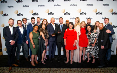 JennAir: Bound By Nothing™ Takes Gold At 2019 North American Effie Awards
