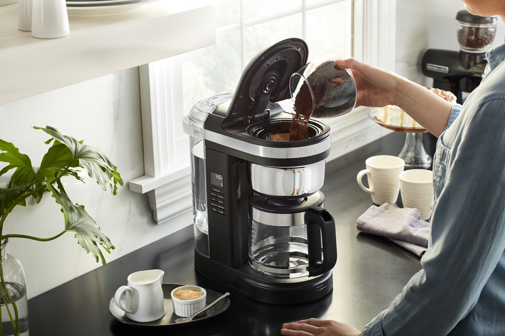 KitchenAid Celebrates 100 Years with Coffee Makers