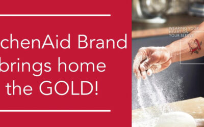 KitchenAid Brand brings home the GOLD