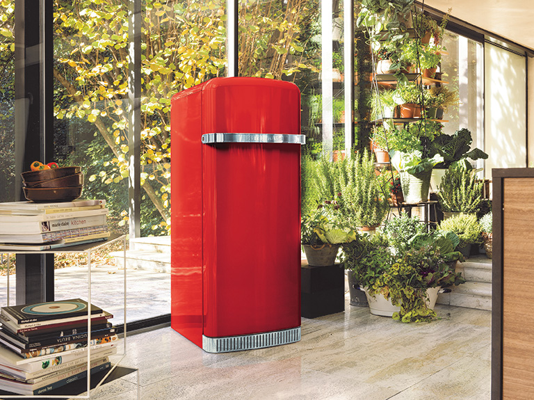 KitchenAid Iconic Fridge - iF Design Award