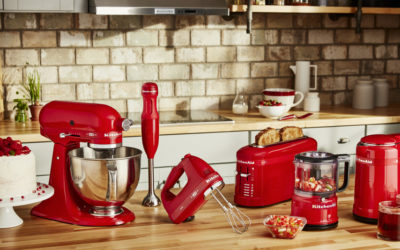 New Limited Edition Queen of Hearts Collection Brings Iconic Style to any Kitchen