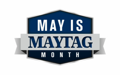 Maytag Maintains Annual May is Maytag Month Promotion