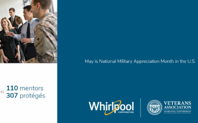 Empowering our U.S. Veterans, May is Military Appreciation Month