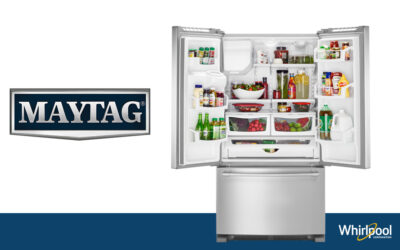U.S. News & World Report Rates Maytag Brand Refrigerator as #1 in 'Best Of 2021' Lists