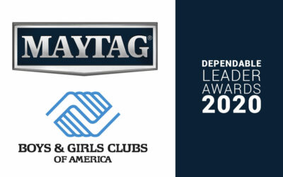 Maytag and Boys & Girls Clubs of America Award Seven 'Dependable Leaders'
